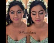 Sweet 16 with Airbrush Makeup